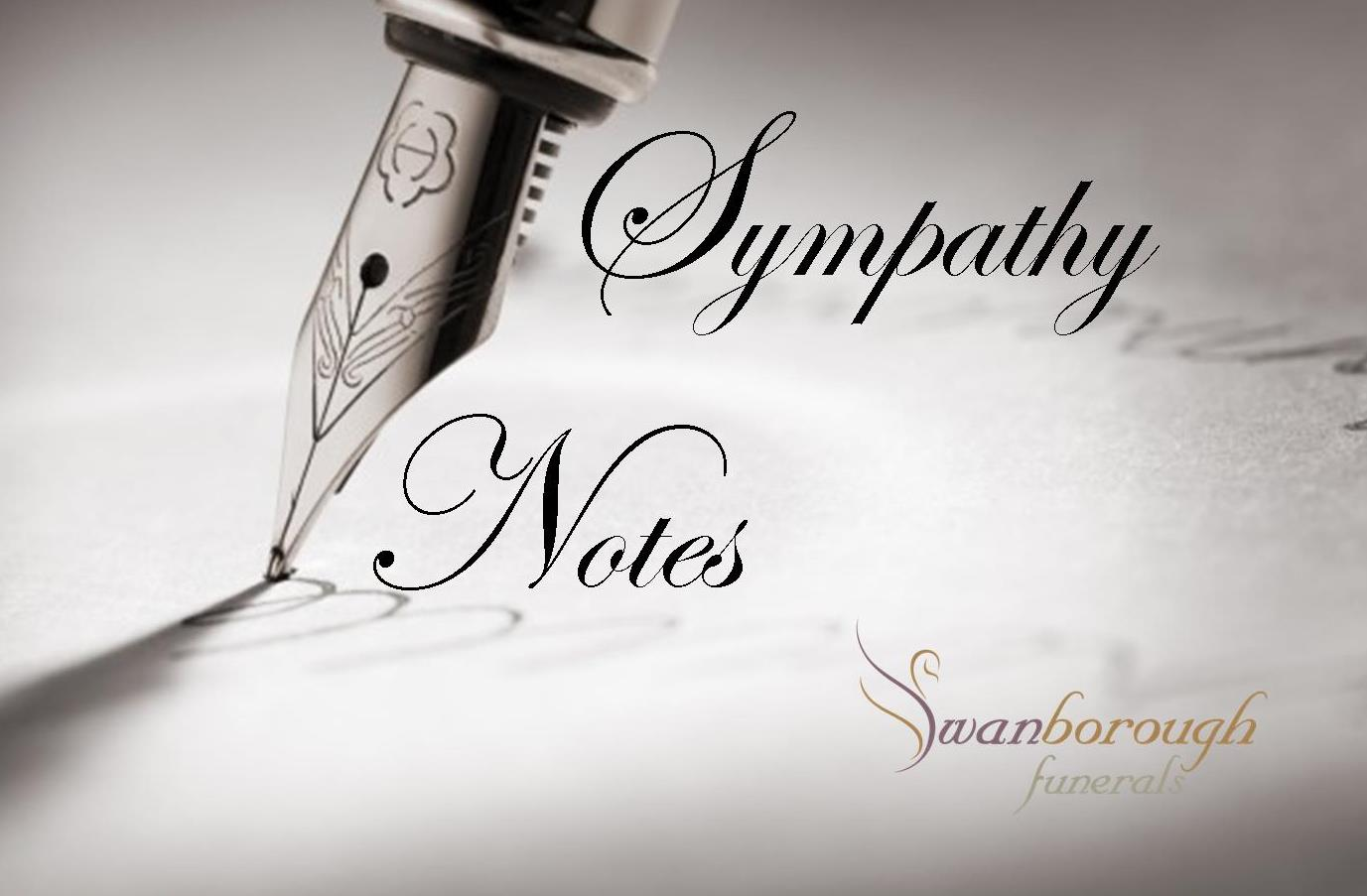 Sympathy notes sympathy card messages izmirmasajfo