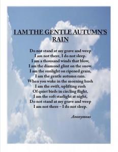 sympathy poems 3