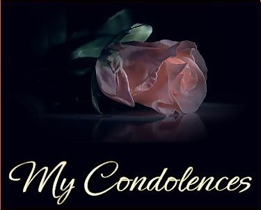condolence messages to a friend