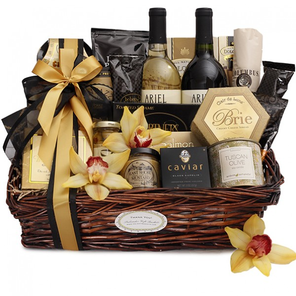 Gift basket for funeral ftempo