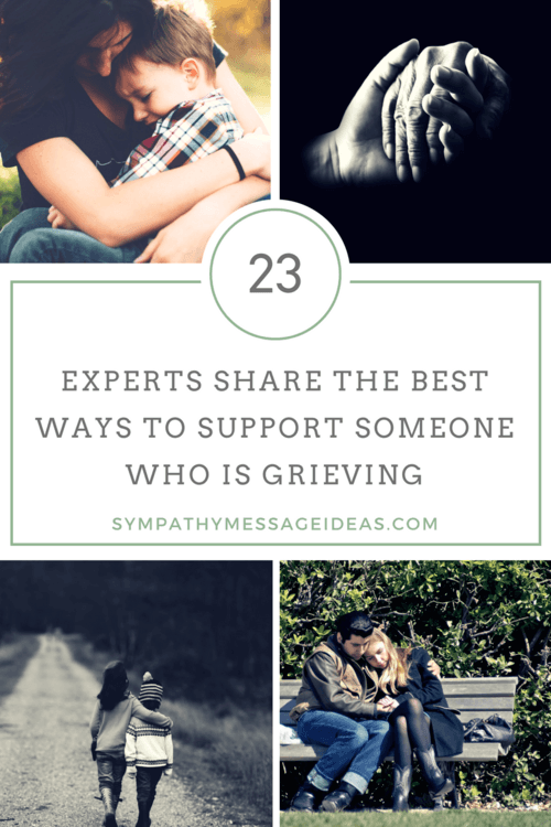 25 Professionals Share the Best Ways to Support Someone Who