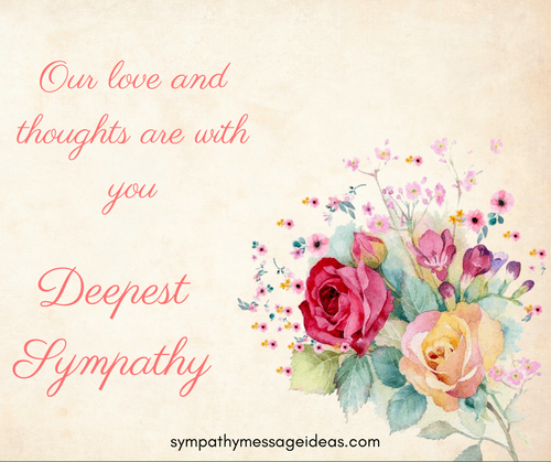 Love and Sympathy Image