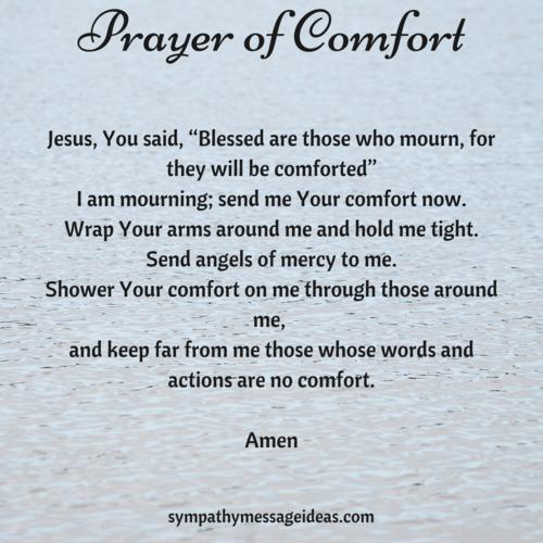 Sympathy Prayers: 23 Christian Ways to Pray for a Loss