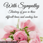 With Sympathy Images
