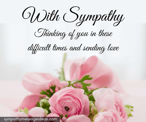 53 Sympathy Images With Heartfelt Quotes Sympathy Card Messages