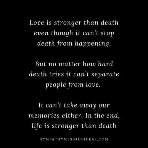 missing the loss of a loved one quote