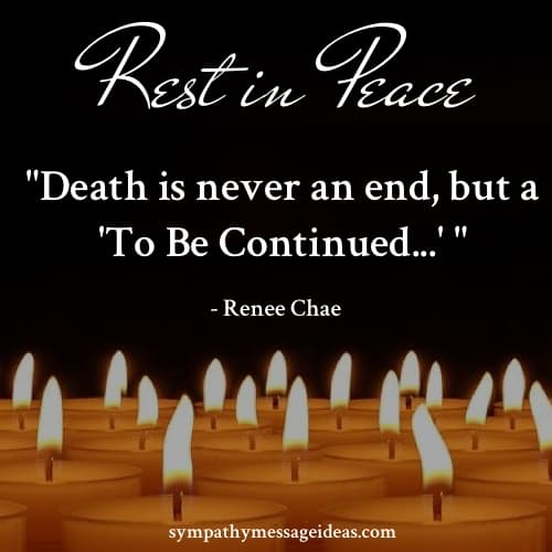 death anniversary quote
