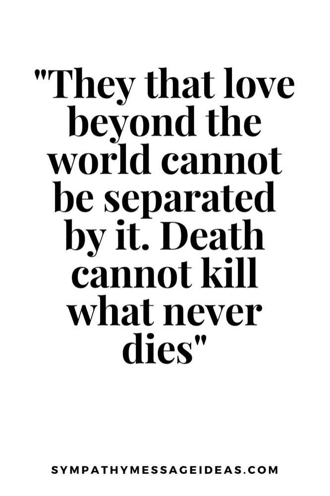 death cannot kill what never dies quote