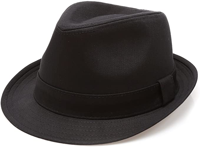 hat for a funeral fedora