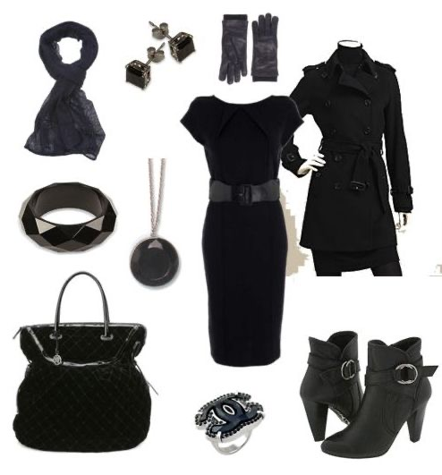 funeral outfit ideas and inspiration for women