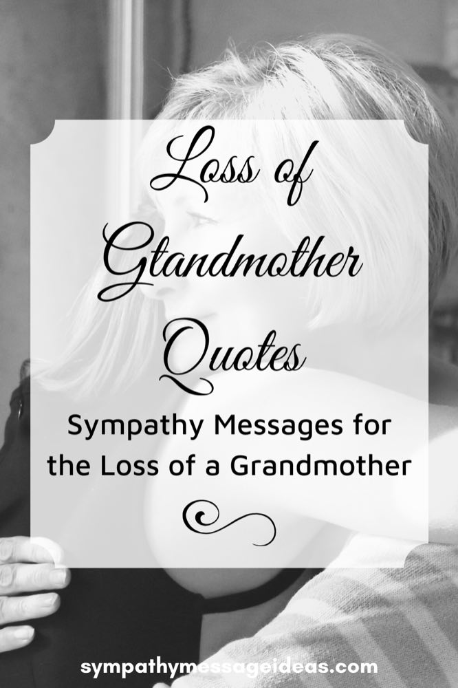 loss of grandmother quotes Pinterest small