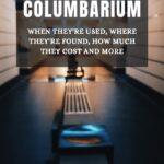 what is a columbarium