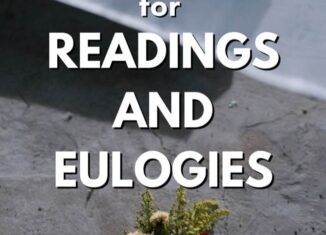 funeral quotes for readings and eulogies