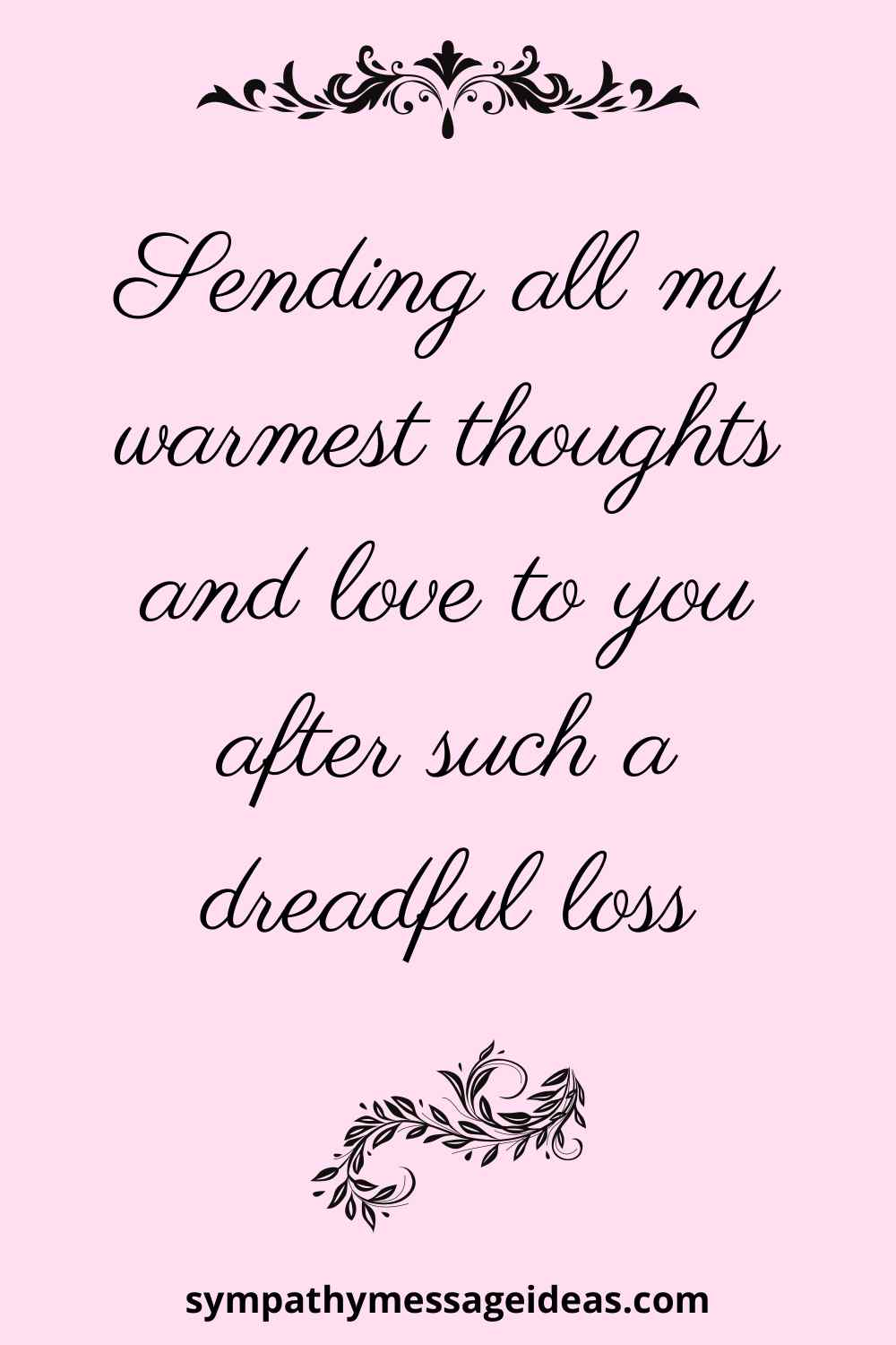 loss of niece quote