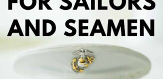funeral poems for sailors