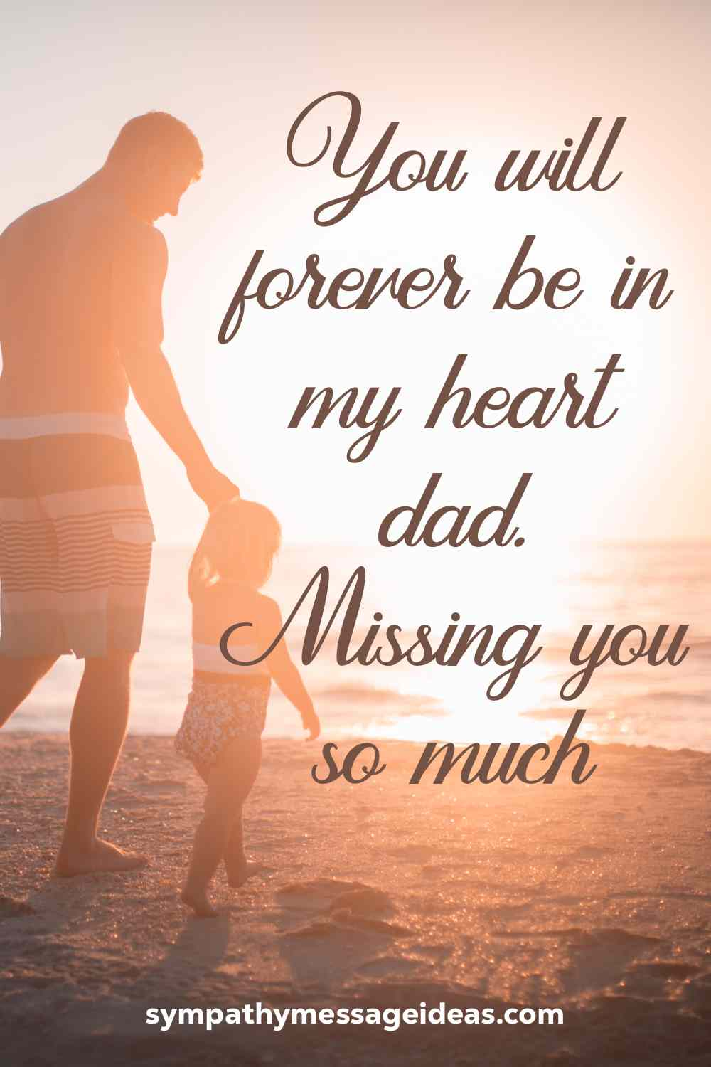 forever in my heart dad