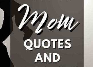 I miss you mom quotes