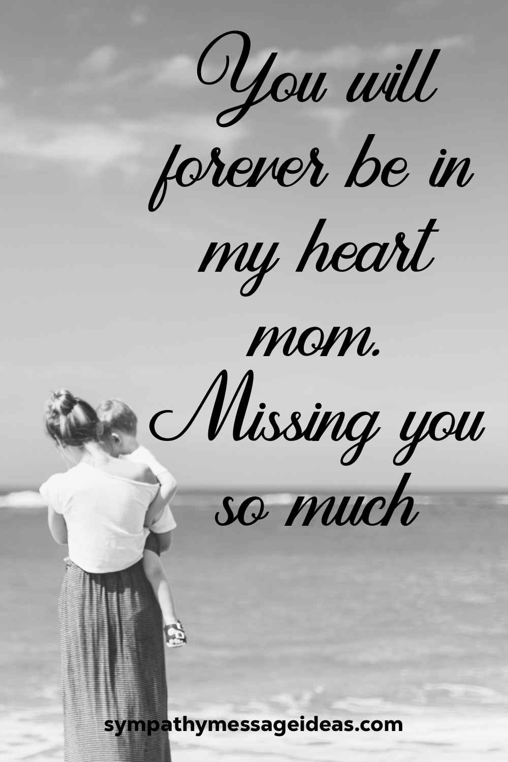 missing mom quote