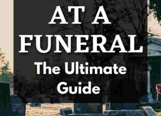 what to say at a funeral