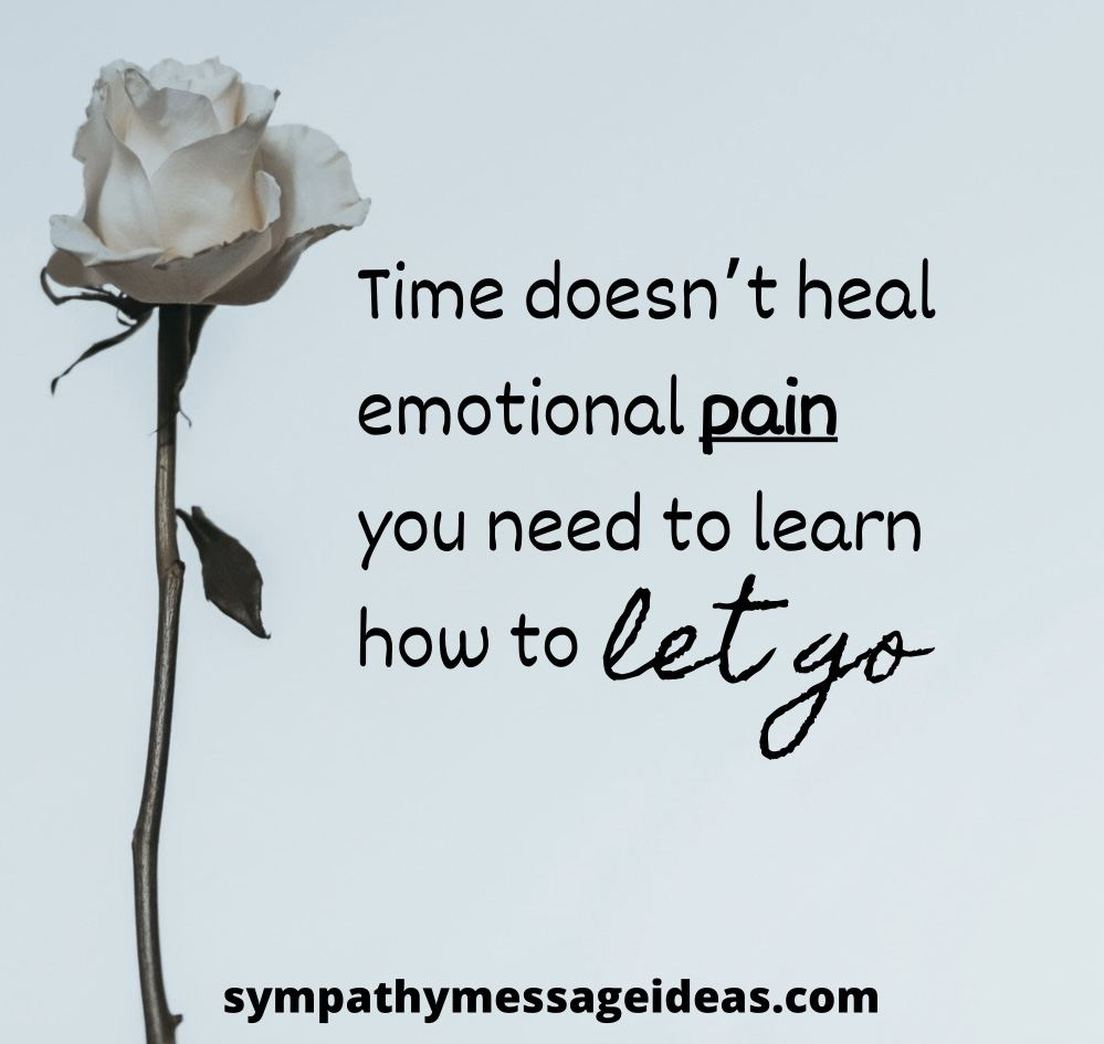 learn to move on quote