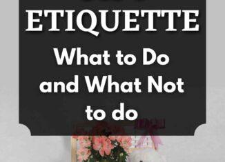 sympathy gift etiquette